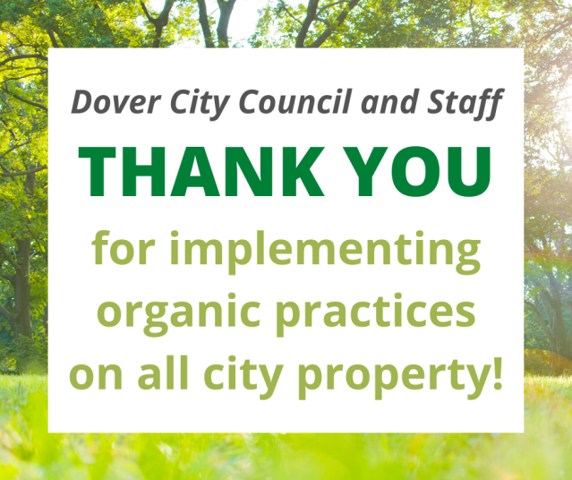 Thank You Dover! Implementation